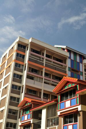 hdb: Most of Singaporeans live in Housing Develop Board flats