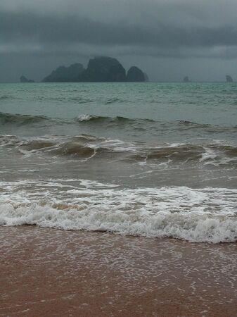 Stormy weather in Krabi Stock Photo - 5374703
