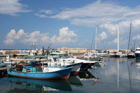 jaffa: israel jaffa port
