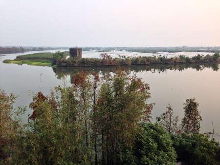 mainland: Mainland Fishing Village