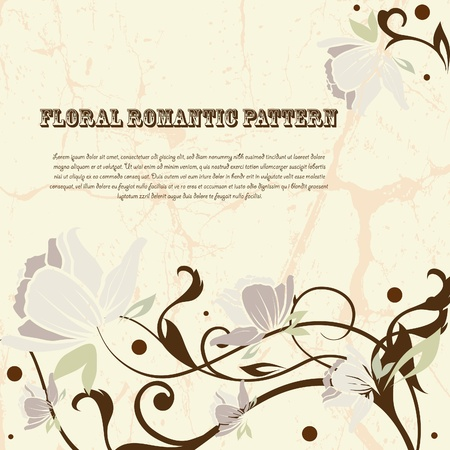 Grange background - vector