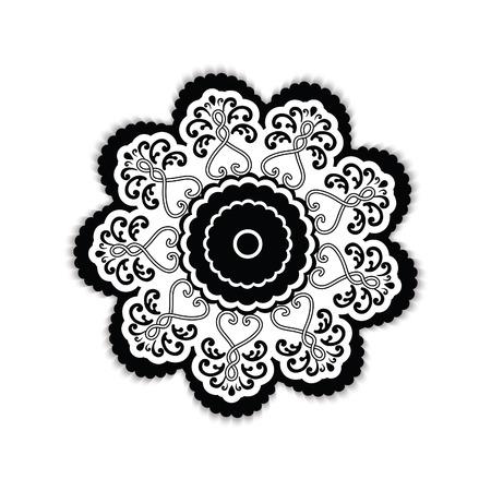 round: Round Ornament Illustration
