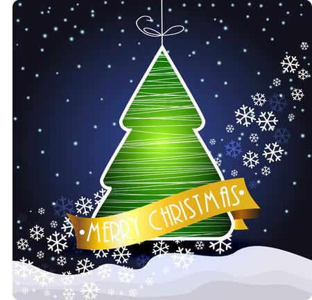 christmas greeting card: christmas greeting card