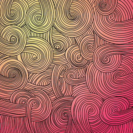 endless: Endless abstract pattern. Template for design and decoration
