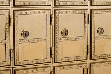 Mail boxes Stock Photo - 8857854