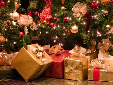 christmas in the city: Christmas presents