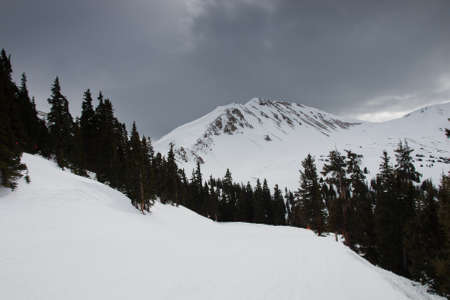 loveland: Loveland ski resort in Colorado.