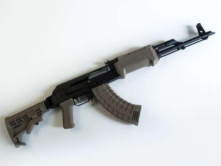 guerilla warfare: Kalashnikov AK-47