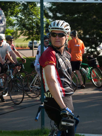 greenwood: 16th annual Goose Chase of Greenwood Village, Colorado. Family-oriented bike and walkrun event.