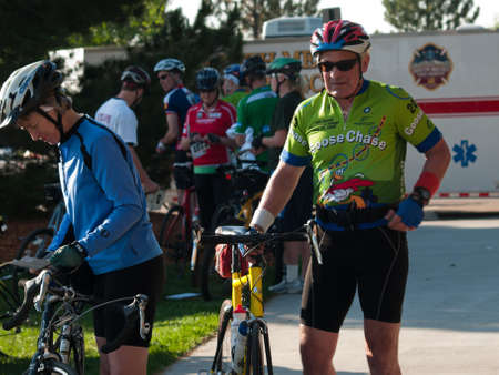 16th: 16th annual Goose Chase of Greenwood Village, Colorado. Family-oriented bike and walkrun event.