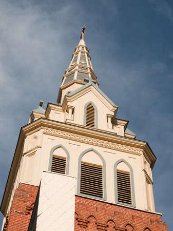 Catholic church in Denver, Colorado.
