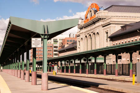 Union Station  in Denver, Colorado.