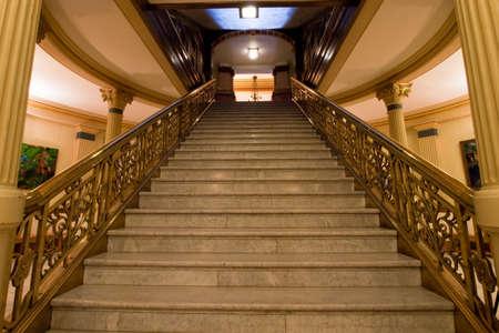 Interior of the Colorado State Capitol Building in Denver.