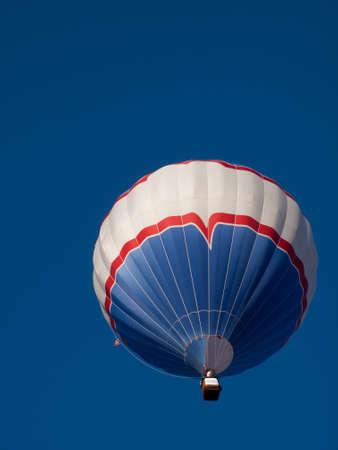 Les montgolfières dans un champ pendant un festival à Loveland, au Colorado. Banque d'images - 10581733