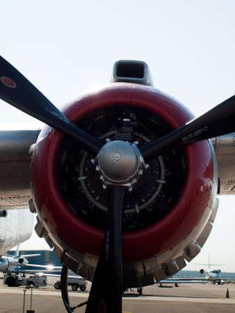 North American B-25J Mitchell sn 44-29199, In The Mood, N9117Z (NL9117Z), nose art, 2011 Colorado Sport International Air Show, Rocky Mountain Metropolitan Airport.