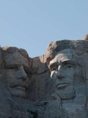 'mt rushmore': Mt. Rushmore National Monument, South Dakota.