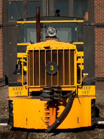 narrow gauge: GE U4 is a narrow gauge swither from Golden City and San Juan Railroad of Plymouth, FL. Editorial