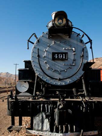 colorado railroad museum: Denver, Rio Grande Western Railroad Steam locomotive No. 491.