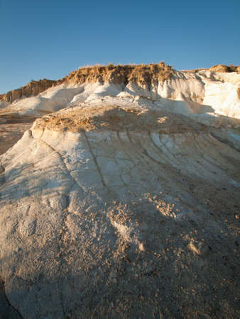 Paint Mines Interpretive Park near of the town of Calhan, Colorado. Stock Photo - 11420986