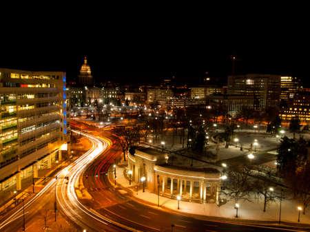 Civic Center in Denver, Colorado. Stock Photo - 11491242