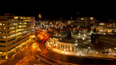 Civic Center en Denver, Colorado. photo