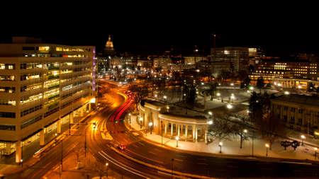 Civic Center in Denver, Colorado. photo