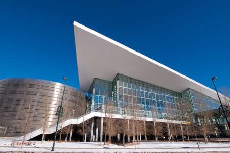 Colorado Convention Center in Downtown Denver.