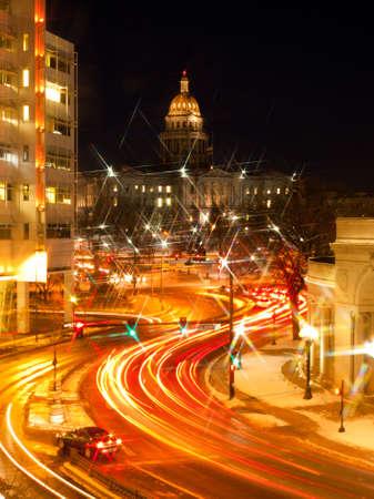 Civic Center in Denver, Colorado. Stock Photo - 11482389