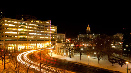 Civic Center in Denver, Colorado.