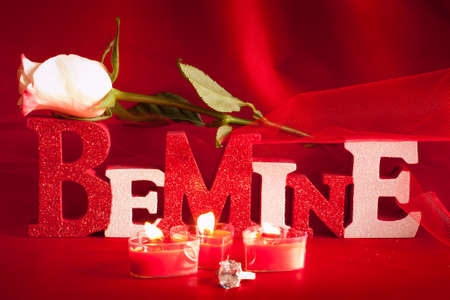 diamong: Valentines day decorations.