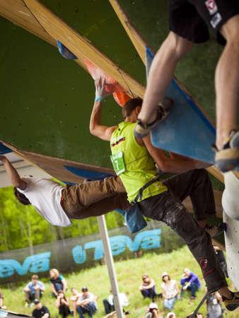 bouldering: Bouldering evento Estate 2012 Teva Mountain Games. Vail, Colorado.