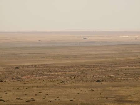 Horseback riders on a ranch in Colorado.