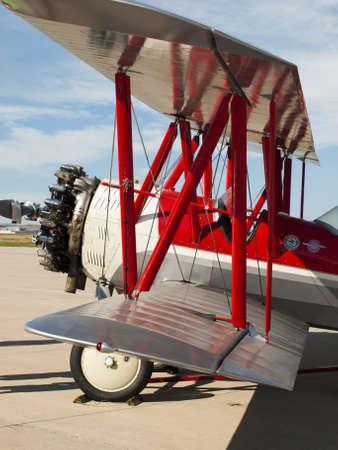 2012 APW Fly-in Warbirds at Centennial Airport, Centennial, Colorado.