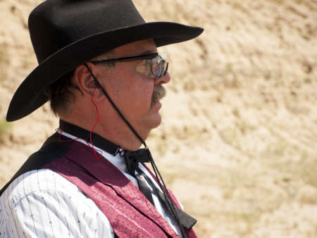 2012 annual match of Colorado Shaketails Cowboy Action Shooting SASS Club.  photo