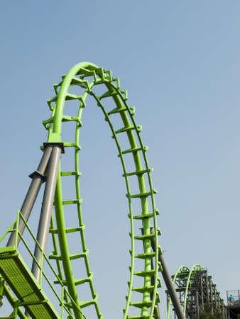 Elitch Gardens Theme Park Stock Photos. Royalty Free Elitch Gardens ...