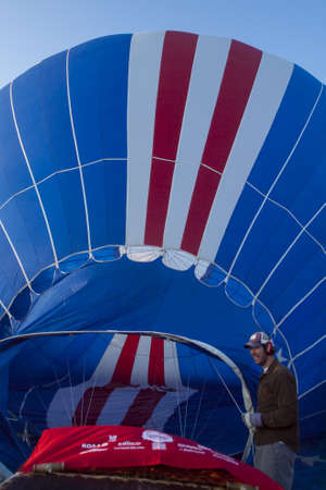 air show: The 36th annual Colorado Balloon Classic and Colorados largest Air Show. Editorial