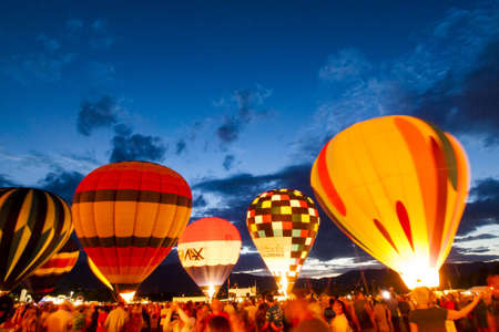The 36th annual Colorado Balloon Classic and Colorado's largest Air Show.