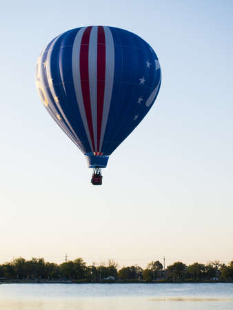 air show: The 36th annual Colorado Balloon Classic and Colorados largest Air Show. Stock Photo