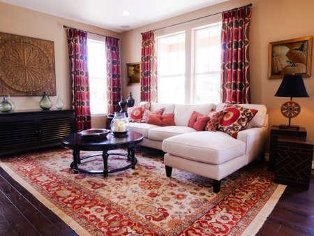 Living room Редакционное