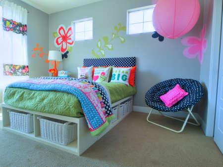 matress: Residential interior of modern house.