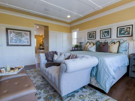 Residential interior of modern house. Stock Photo - 15179880