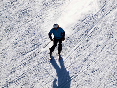 loveland: People enjoying 2012 ski seson in Loveland Basin, Colorado.