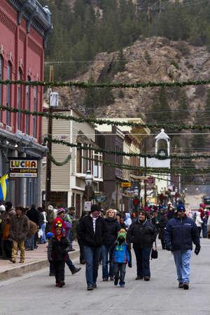52nd Annual Georgetown Christmas Market In Georgetown, Colorado ...
