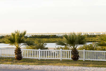 cameron county: South Padre Island in the winter.