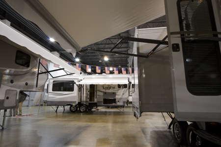 2013 コロラド冒険旅行ショー。