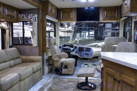 2013 Colorado RV Adventure Travel Show. Stock Photo - 17268901