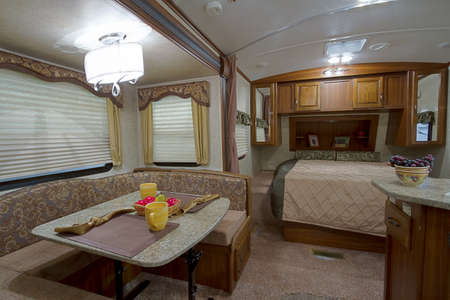 2013 Colorado RV Adventure Travel Show. Stock Photo - 17268910