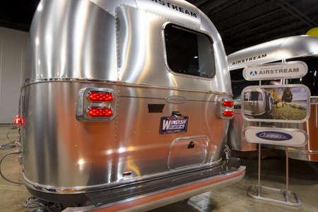 travel show: 2013 Colorado RV Adventure Travel Show. Editorial
