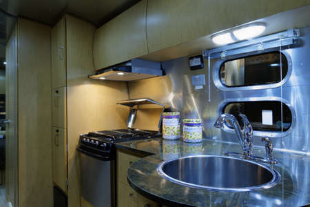 airstream: 2013 Colorado RV Adventure Travel Show. Editorial