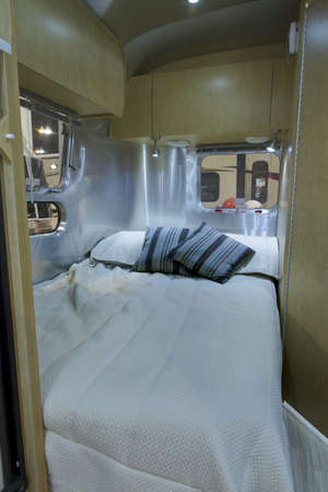 2013 Colorado RV Adventure Travel Show. Stock Photo - 17262781